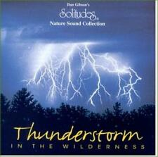 Solitudes : Thunderstorm in Wilderness CD (1995)