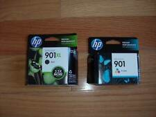 GENUINE HP 901XL LARGE BLACK 901 COLOR CARTRIDGE J4540 J4680 4500 FACTORY SEALED