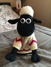 Shaun The Sheep Stuffed Animal