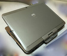HP EliteBook Tablet 2760p, i5 2,60ghz, webcam, Touchscreen, 120gb SSD HDD, 4gb
