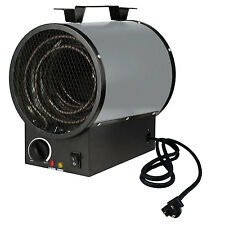 King Electric PGH2440TB 240V 4000W Portable Garage/Shop Heater with Thermostat