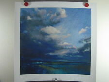 "Nel Whatmore ""The Live Long Day"" #30/195 Giclee Windswept Seascape Ocean Sky"