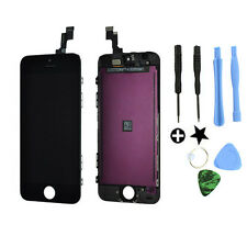 Black LCD Display+Touch Screen Digitizer Assembly Replacement for iPhone 5S OEM