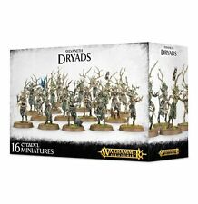 SYLVANETH DRYADS - WARHAMMER AGE OF SIGMAR - GAMES WORKSHOP WOOD ELVES ELF