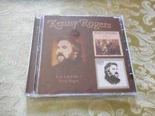 Kenny Rogers 2 CD RARE OOP Set Love Lifted Me + Kenny Rogers 2009