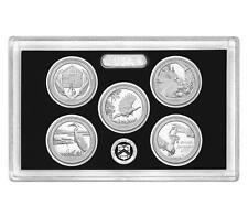 2015-S 25C National Parks - Silver DC (Proof) No Box COA Set Mint Fresh!