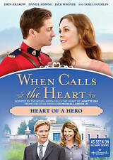 When Calls The Heart: Heart Of A Hero DVD Brand New Ships Worldwide