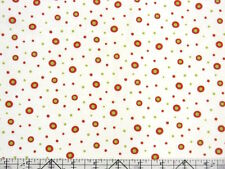 Moda Sandy Gervais Merry & Bright Christmas Polka Dot Cream Fabric