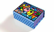 ✿ ROMERO BRITTO ✿ BOXED MEMO PADS : DEEPLY IN LOVE ** NEW ****