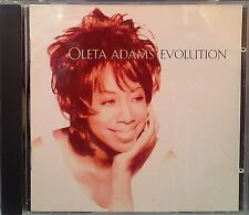 Oleta Adams - Evolution (CD)