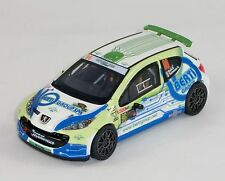 PEUGEOT 207 S2000 BERTI D MONZA RALLY SHOW 2016 1/43  DECALS ONLY NO MODEL CAR