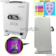 NEW PROFESSIONAL PORTABLE SKIN SCOPE SCANNER ANALYZER BEAUTY SPA FACIAL MACHINE