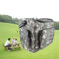 Outdoor Large Insulated Cool Bag Camping Travel Picnic Lunch Storage Cooler Box