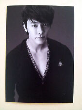 Super Junior SM town week Official Goods Postcard Post Card  - Donghae / New