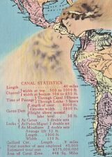 c1915 Panama Pacific Expo PC Meeting of the Atlantic and Pacific, Kiss of Oceans