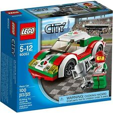 LEGO City 60053 Great Vehicles Race Car Set New in Box Sealed