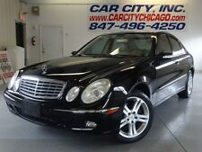 Mercedes-Benz: E-Class 4Matic Sedan 4-Door