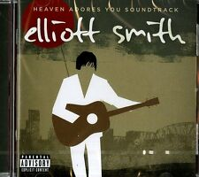 ELLIOTT SMITH O.S.T. HEAVEN ADORES YOU CD NUOVO SIGILLATO !!