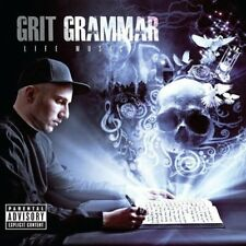 Grit Grammar - Life Music (2010)  CD NEW/SEALED  SPEEDYPOST