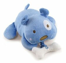 Kids Preferred Musical Pull Down Toy, Blue Puppy Plush Crib Pull Toy New