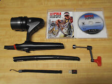 Rapala Pro Bass Fishing [Bundle] (Sony Plays.3,2010) Disc, Controller, Dongle...