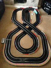 **Scalextric Digital Large Layout & 2 Digital Cars Set**