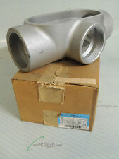"COOPER CROUSE HINDS T97 CONDUIT BODY 3 1/2""T NIB!!"