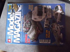 µ?. Revue Tamiya Model Magazine n°137 Honda CR250R Golf GTI Beech C-45 MAN F2000