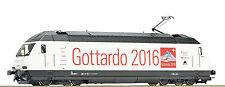 """Roco H0 79279 E-Lok Re 460 Gottardo """"AC für Märklin Digital + Sound"""" - NEU + OVP"""