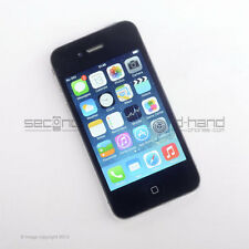 Apple iPhone 4 8GB Black Factory Unlocked SIM FREE   Smartphone