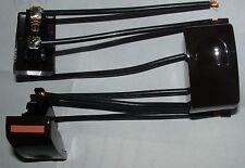 25 Arrow SPST wippschalter mit Groß abdeckung und drähte S160010E102A einpolig