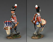 King & Country - Napoleonic British Drummer Boy w/ Sword NA289