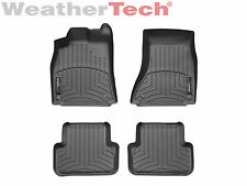 WeatherTech® Floor Mat FloorLiner for Audi A4/S4/RS4 - 2009-2016 - Black