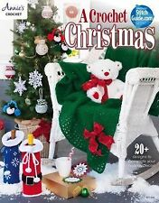 A Crochet Christmas by Annie's Staff (2015, Paperback)
