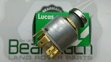 Land Rover Series 2, 2a, 3, Lucas Ignition Switch Barrel, OEM Premium Brand