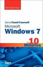 Sams Teach Yourself Microsoft Windows 7 in 10 Minutes (Sams Teach Your-ExLibrary