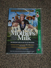MOTHER'S MILK : ADRIAN DUNBAR COMEDY DRAMA DVD (NEW & SEALED) FREE UK P&P