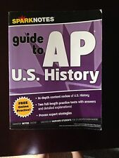 Sparknotes Guide to AP U.S. History (Great Review Book for High School Students)