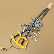 "53"" Kingdom Hearts: Birth By Sleep the Incomplete X-Blade PVC Cosplay Prop -0423"