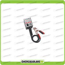 Tester Prova batterie, avviamento motore e alternatore T125