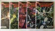 PANINI COMICS MARVEL SECRET WARS N° 1 2 3 4 5 2016 ALEX ROSS SAGA COMPLETE NEUF