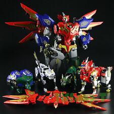 Mighty Morphin Power Rangers Deluxe Dino Megazord Action Figure Transform 26cm