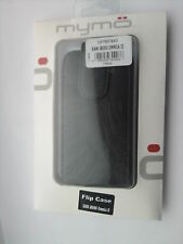 NEW FLIP POUCH FOR SAMSUNG i8000 OMNIA II 2 IN BLACK