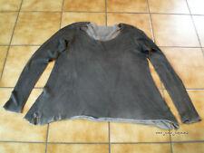 Rundholz black Label,Pullover/Shirt,XL,fein.Baumwollstrickstoff,neu,Lagenl.Traum