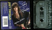 Joey Tafolla Infra-Blue USA Cassette Tape shred guitar