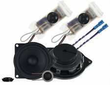 "BMW 3 series E91 4"" Custom Fit 2 Way Component Speakers Rainbow IL-C4.2E"