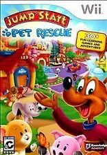 Jumpstart Pet Rescue, Good Nintendo Wii, Nintendo Wii Video Games