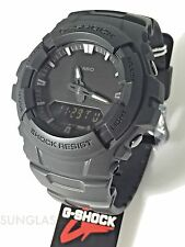 CRAZY SALE: G-Shock G100BB-1A Casio Stealth Black-Out Men's Watch
