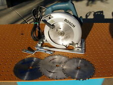 BOSCH B5610 CORDED CIRCULAR SAW 13 AMP 5500 RPM 70th ANNIVERSARY EDITION DECENT