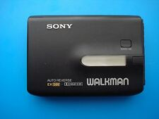 SONY WM-FX70 Cassette Player Walkman, Black! From Personal Collection